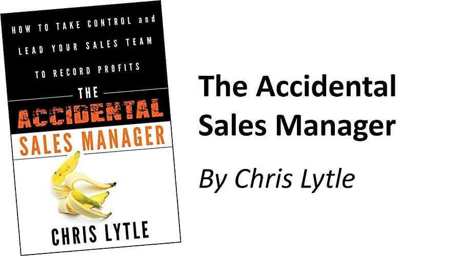Accidental Sales Mgr book