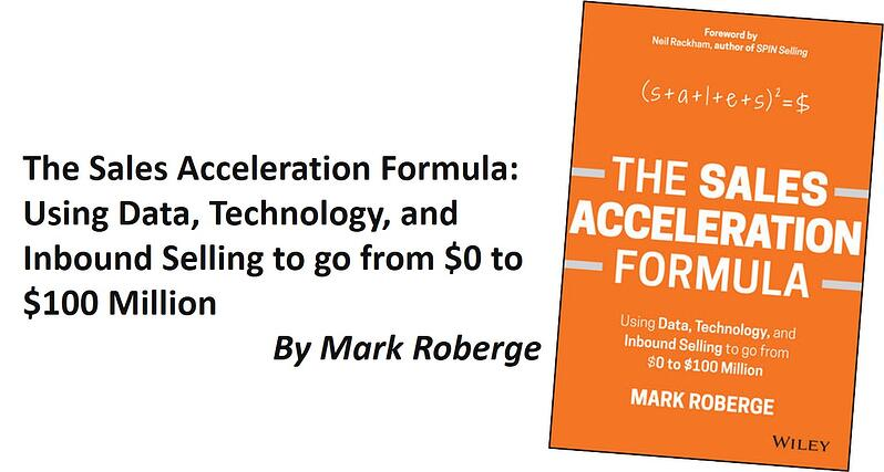 Sales Acceleration Formula book2